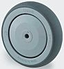 Tente Grey Rubber Castor Wheels 006412, 100kg