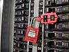 7mm Shackle Circuit Breaker Lockout