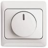 1 Gang Touch Dimmer Switch, 420W, 230 V