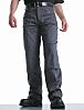 Dickies Redhawk Navy Men's Cotton, Polyester Trousers Waist