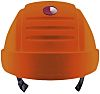 3M PELTOR G2000 Orange Hard Hat Adjustable, Ventilated