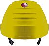 3M PELTOR G2000 Yellow Hard Hat Adjustable, Ventilated