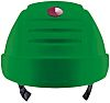 3M PELTOR G2000 Adjustable Green Hard Hat, Ventilated
