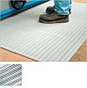 COBA Orthomat Ribbed Roll PVC Foam Anti-Fatigue Mat