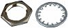 Broadcom 200 piece Nuts and Washers, 3/8-32 UNEF
