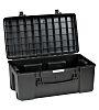 GT Line Waterproof Plastic Equipment case With Wheels,