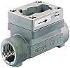 Burkert Stainless Steel In-line Flow Sensor Fitting 1/2in