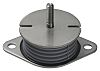 Taica Cylindrical M10 EPDM Rubber Anti Vibration Mount
