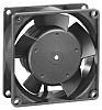 ebm-papst, 12 V dc, DC Axial Fan, 80