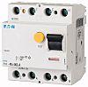 Eaton 3 + N 40 A RCD Switch,