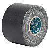 Advance Tapes AT160 Matt Black Cloth Tape, 50mm