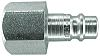 CEJN Pneumatic Quick Connect Coupling Steel 3/8 in