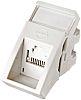 Molex Premise Networks White Telephone Socket