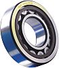 Cylindrical Roller Bearing NU209ECP, 45mm I.D, 85mm O.D