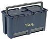 Raaco Compact 27 2 drawers Plastic Tool Box,