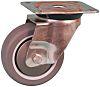 Guitel Swivel Castor, 80daN Load Capacity, 100mm Wheel