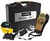 DYMO Rhino 6000 (S0771940) Label Printer Kit with ABC Keyboard, UK Plug