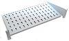 RS PRO Grey Adjustable Shelf 2U, 250mm x