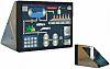 KME 15in LCD Industrial Monitor, SVGA Graphics, VGA