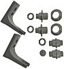 Werma 3 High Mounting Bracket for use with