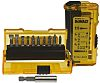 DeWALT Driver Bit Set 11 Pieces, Phillips, Pozidriv,