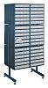 Raaco Drawer Storage Unit, Steel, 1600mm x 705mm