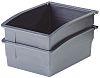 Licefa Plastic Storage Bin Storage Bin, 82mm x