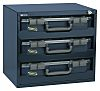 Raaco Blue PC Compartment Box, 403mm x 451mm