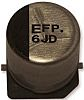 Panasonic 33μF Electrolytic Capacitor 25V dc, Surface Mount