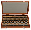 Mitutoyo Gauge Block Set Steel Imperial, 81 piece