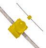 2 V Yellow LED Subminiature Through Hole, Broadcom