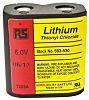 Batería de backup para ordenador 223 A/H, 6V Cloruro de Tionilo-Litio, 1.5Ah