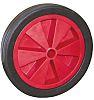 Guitel Rubber Castor Wheels, 125kg