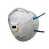 3M 8000 3M 8822 Disposable Face Mask, FFP2