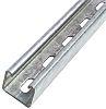Unistrut 41 x 41mm Single Stainless Steel Strut,