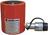 Hi-Force Single, Portable Low Height Hydraulic Cylinder, HLS302,
