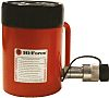 Hi-Force Single Portable Hydraulic Cylinder - Hollow Pulling