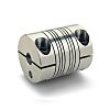 Ruland 12.7mm OD Flexible Beam Coupling