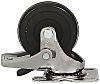 Revvo Swivel Castor, 100kg Load Capacity, 100mm Wheel
