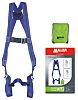 Miller By Honeywell 1031438 Rear Attachment Safety Harness