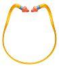 Howard Leight Band Reusable Ear Plugs, 24dB, Blue,