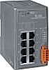 ICP DAS USA Ethernet Switch, 8 RJ45 port