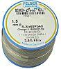 Felder Lottechnik 1.5mm Wire Lead solder, +183°C Melting