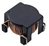 RS PRO Wire-wound SMD Inductor 100 μH ±15%