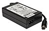 Netadapter, bordmodel, 1 Udgang 90 → 264 V ac ±5%, C8 Ja 0 → +60 °C Kycon KPP-4P Maximum of 5A 12V 31mm