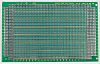 222-26492, DIN 41612 Matrix Board FR4 with 42