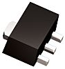 N-Channel MOSFET, 3.2 A, 60 V, 4-Pin PG-SOT-89