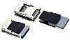 Molex, 104168 8 Way Micro SIM, MicroSD Memory