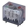 RS PRO, 24V dc Coil Non-Latching Relay 4PDT,