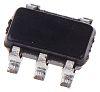 Texas Instruments SN74LVC1G04DBVT CMOS Inverter, 1.65 → 5.5